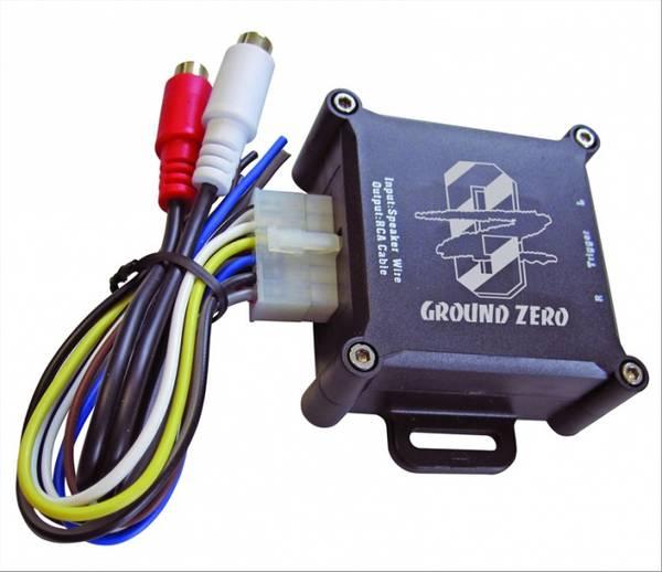 Bilde av Ground Zero GZCV 2.0HL m/auto remote